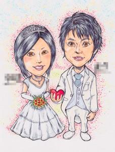 Wedding Illust.